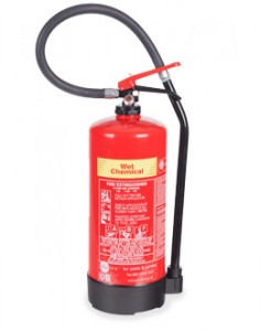 Wet Chemical Fire Extinguishers