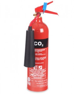CO2 Fire Extinguishers Scottish Borders